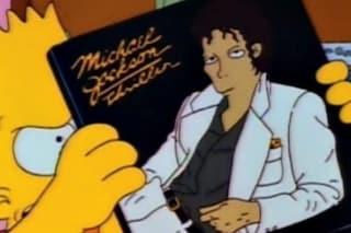 Cancellato l'episodio de I Simpson con Michael Jackson dopo le accuse di pedofilia