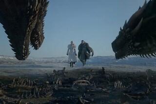 Il trono di spade 8, ecco il trailer ufficiale: due minuti di scene epiche