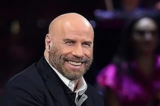 """John Travolta ad Amici 2019, si esibirà in una """"prova di ballo proibitiva"""""""