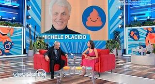 """Remo Girone e l'emoticon che non ti aspetti per Michele Placido: """"Ci mettevano sempre contro"""""""