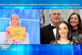 """D'Urso: """"La madre biologica di Serena Rutelli vuole incontrarla"""", la replica di Barbara Palombelli"""