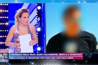 """Le foto di Mark Caltagirone a Barbara D'Urso, ma l'agente di Pamela Prati nega: """"Non è lui"""""""