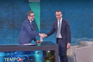 Adesso Fabio Fazio non è più un caso per Luigi Di Maio, il vicepremier tornerà in tv il 19 maggio
