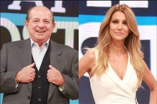 """""""Non parlo con le bestie"""", Giancarlo Magalli a gamba tesa su Adriana Volpe"""