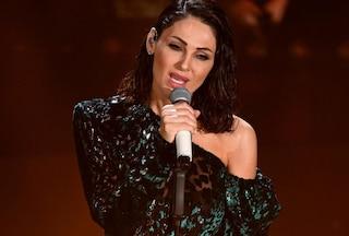 Anna Tatangelo annulla il concerto di Treviso per un'infiammazione alla trachea