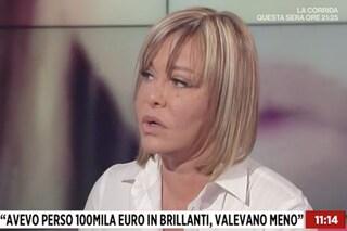 """Vera Gemma truffata per oltre 100mila euro: """"Il mio investimento in diamanti era un raggiro"""""""