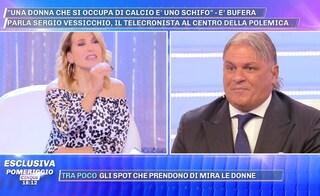 """Telecronaca sessista, Vessicchio: """"Mi scuso, avevo appena avuto una brutta notizia"""""""