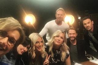 Il reboot di Beverly Hills 90210, è online la prima foto del cast senza Luke Perry