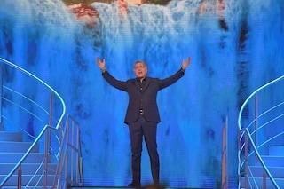 """""""Ciao Darwin"""" di Paolo Bonolis cala ma vince lo stesso gli ascolti tv, """"La Corrida"""" non molla"""