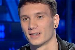 """Manuel Bortuzzo: """"Quando mi hanno sparato ho detto 'Ti amo' a Martina. So che tornerò a camminare"""""""