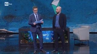 """""""Che fuori tempo che fa"""" chiude in anticipo, cancellato lo show del lunedì di Fabio Fazio"""