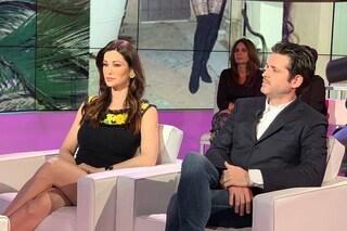 """Manuela Arcuri: """"Pamela Perricciolo mi presentò Simone Coppi, quel gioco mi fece stare male"""""""