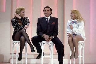 """Pippo Baudo: """"Per Heather Parisi Lorella Cuccarini era una ballerinetta, non mi ha perdonato"""""""