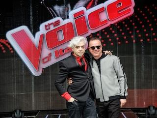 """""""Hai pensato più a te che a loro"""", scontro tra Morgan e Gigi d'Alessio a The Voice"""