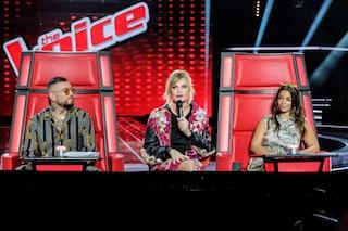 """Giù gli ascolti di """"The Voice"""", calo per Simona Ventura in una serata senza concorrenza"""