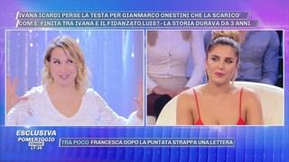 Ivana Icardi è tornata con Luis Galesio, Gianmarco Onestini è un ricordo