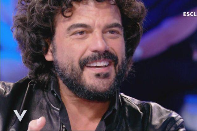 Francesco Renga ospite a Verissimo: la toccante intervista