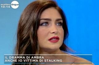 """Ambra Lombardo vittima di stalking: """"Da un anno un ex mi perseguita, è un incubo"""""""
