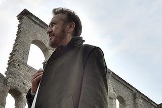 Marco Giallini cuore d'Aosta, stasera cittadino onorario per Rocco Schiavone
