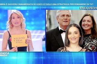 """""""Sono il fratello di Serena Rutelli e vorrei incontrarla"""": la reazione di Barbara Palombelli"""