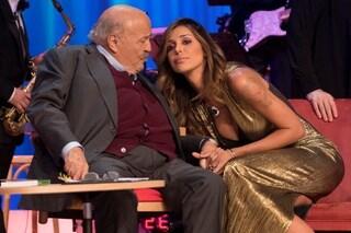 "Maurizio Costanzo: ""Mediaset non ha messo in panchina Belen, non vogliono sovraesporla"""