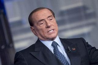 """Silvio Berlusconi: """"Mai fatto un editto bulgaro. Non credo Salvini voglia cacciare Fazio dalla Rai"""""""