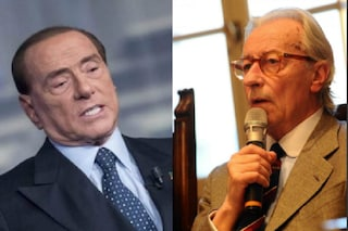"""Vittorio Feltri: """"Berlusconi mette la moquette al posto dei capelli"""""""