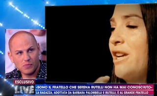 """Il fratello biologico di Serena Rutelli: """"Non vedo l'ora di incontrarla, per lei provo amore"""""""