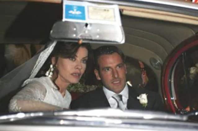 Eva Grimaldi e Imma Battaglia si sono sposate. La cerimonia a Labico