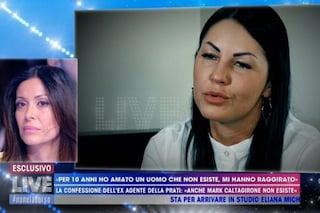 """Eliana Michelazzo: """"Ho visto Simone Coppi solo due volte, ho finto con tutti di stare con lui"""""""