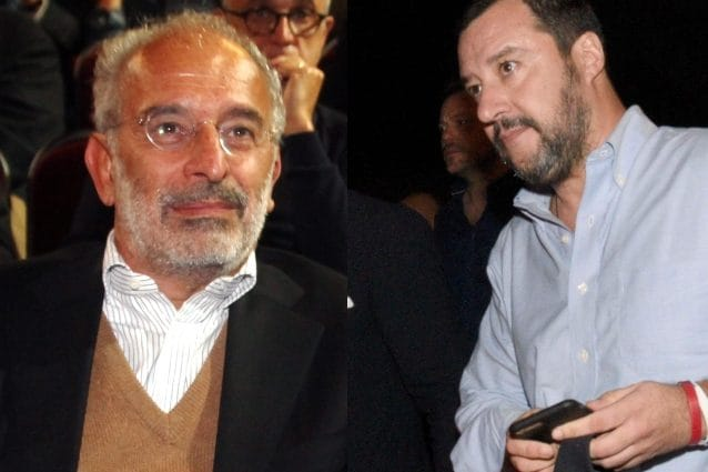 L'attacco di Salvini: