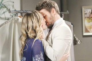 Beautiful, anticipazioni 19 - 25 maggio: Liam chiede a Hope di sposarlo, la Logan accetta