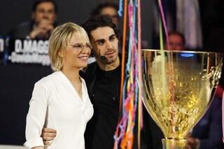 """""""Grazie Maria De Filippi, fuoriclasse della tv"""": i complimenti di Scheri per il boom di 'Amici 2019'"""