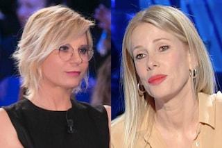 """Alessia Marcuzzi: """"Volevo partecipare ad 'Amici' come allieva, Maria De Filippi pensava fossi pazza"""""""