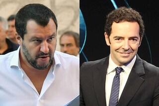 """I giornalisti del Tg1 replicano a Matteo Salvini: """"Rispetto per il nostro lavoro"""""""