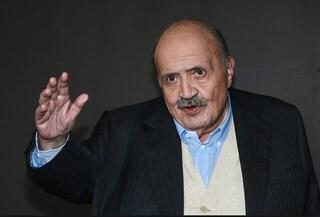 """Maurizio Costanzo: """"Propositi per il nuovo anno? Vivere, ed è già un traguardo"""""""
