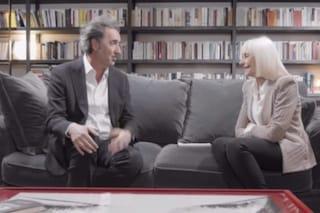 """Raffaella Carrà a Paolo Sorrentino: """"Quando hai vinto l'Oscar mi hai sbattuto il telefono in faccia"""""""