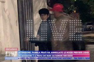 Caso Pamela Prati, spunta la prima foto di Marco Caltagirone