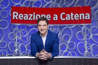 """""""Reazione a Catena"""" riparte da Marco Liorni, il quiz torna su Rai1 da lunedì 3 giugno"""