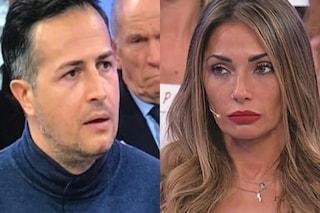 Trono Over, anticipazioni: Ida Platano e Riccardo Guarnieri litigano, la donna lascia lo studio