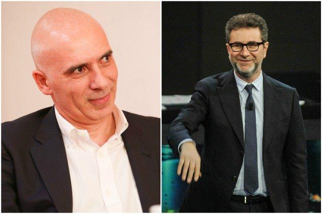 Rai: Salini difende Fazio. Salvini: