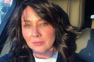 """Caos e fughe da """"Beverly Hills 90210"""", si dà la colpa a Shannen Doherty. Lei: """"Tutto falso"""""""
