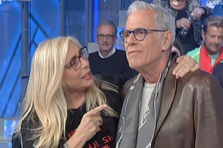 """Teo Teocoli ci provò con Mara Venier: """"Mi hai sempre dato picche, che delusione"""""""