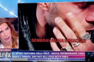 """Emanuele Trimarchi dopo la denuncia: """"Ho ricevuto una telefonata, sembrava una minaccia"""""""