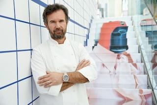 """Carlo Cracco in Rai: """"Condurrà un dating show ambientato tra i fornelli"""""""