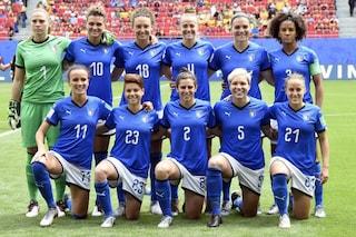 Effetto mondiali, la Nazionale femminile di calcio per la prima volta su Rai1
