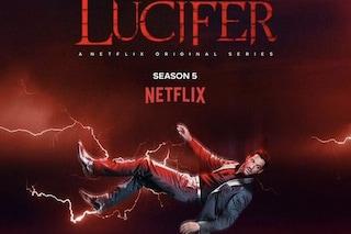 """""""Lucifer"""": arriva la quinta e ultima stagione, l'annuncio ufficiale di Netflix"""