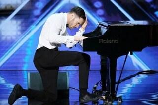 Patrizio Ratto conquista America's Got Talent, standing ovation per l'ex concorrente di Amici