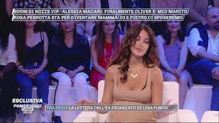 """Rosa Perrotta rimanda le nozze con Pietro Tartaglione: """"Ho avuto problemi con la gravidanza"""""""