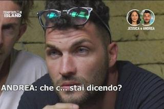 Andrea Filomena vede Jessica Battistello con un altro nel giorno del loro matrimonio e piange
